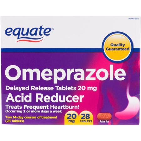 Omeprazole Stepwards