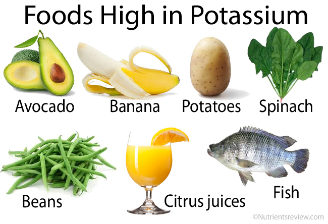 While diet is rarely the sole cause of hyperkalemia in patients, it is important to appreciate that dietary potassium DOES account for most all of the potassium in the serum (source)