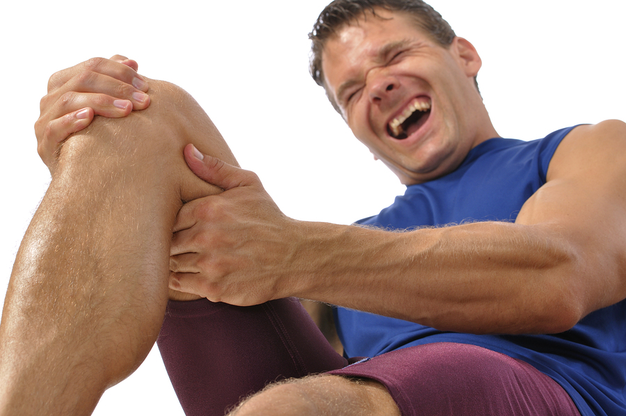 A common initial complaint for this condition is painful cramping during exercise (source)