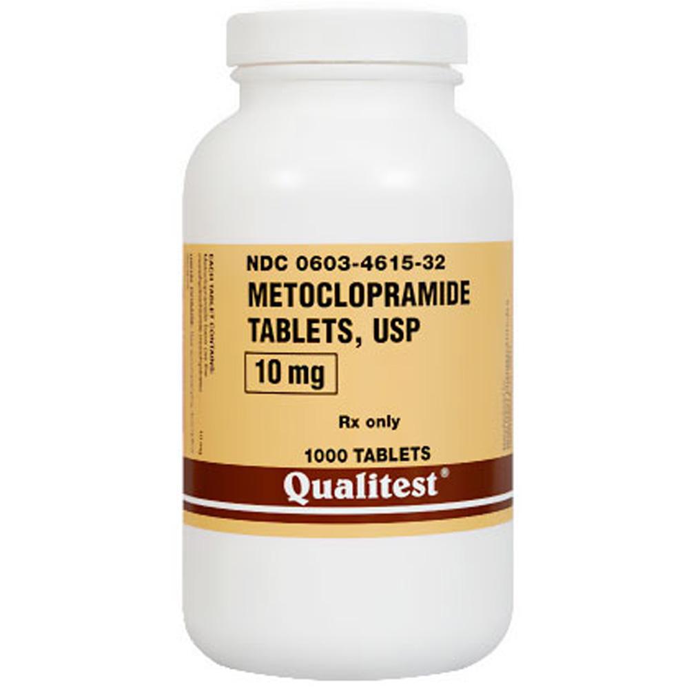 Metoclopramide 10 Mg Side Effects