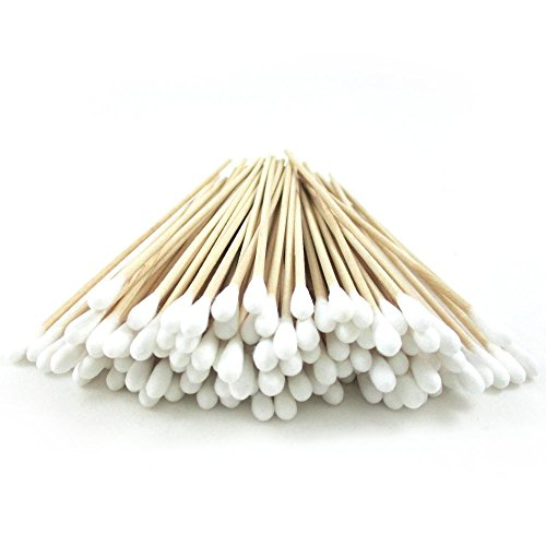 """It may seem that cotton swabs are being """"oversold"""" here. it is the opinion of the author that the cotton swab is very underutilized in the realm of neurology (source)"""